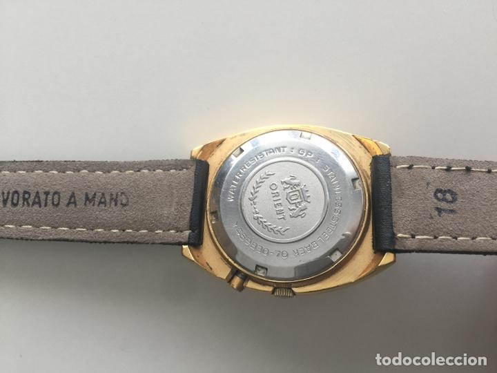 Relojes automáticos: RELOJ ORIENT AUTOMATICO JAPAN 21 JEWELS - Foto 2 - 164524990
