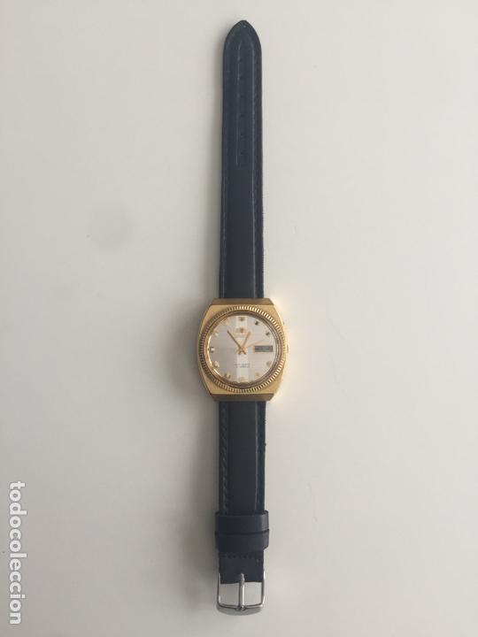 Relojes automáticos: RELOJ ORIENT AUTOMATICO JAPAN 21 JEWELS - Foto 5 - 164524990