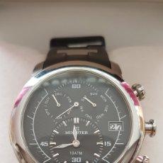 Relojes automáticos: RELOJ AUTOMÁTICO MINISTER CON CAJA ORIGINAL. Lote 171072310