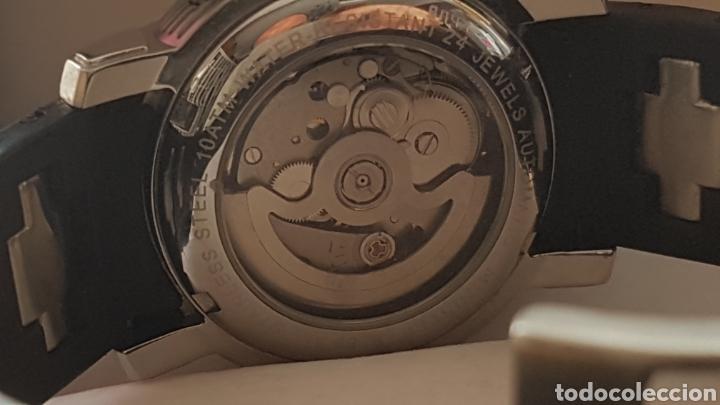Relojes automáticos: Reloj automático Minister con caja original - Foto 5 - 171072310