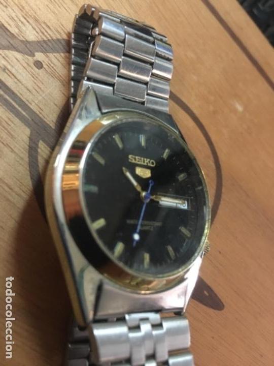 Relojes automáticos: Reloj seiko 5 - Foto 2 - 164803590