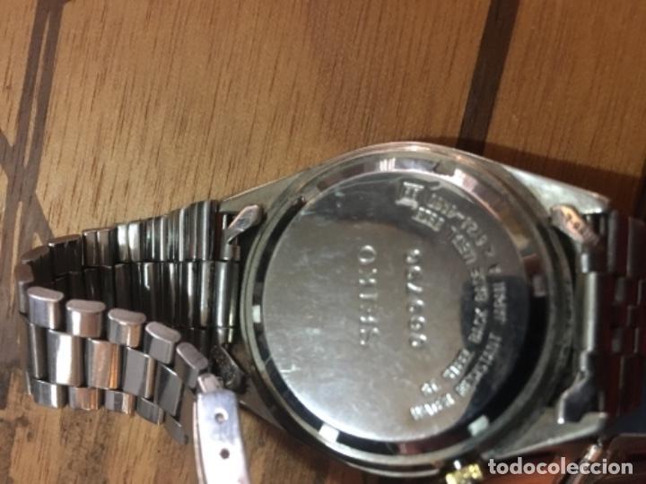 Relojes automáticos: Reloj seiko 5 - Foto 4 - 164803590