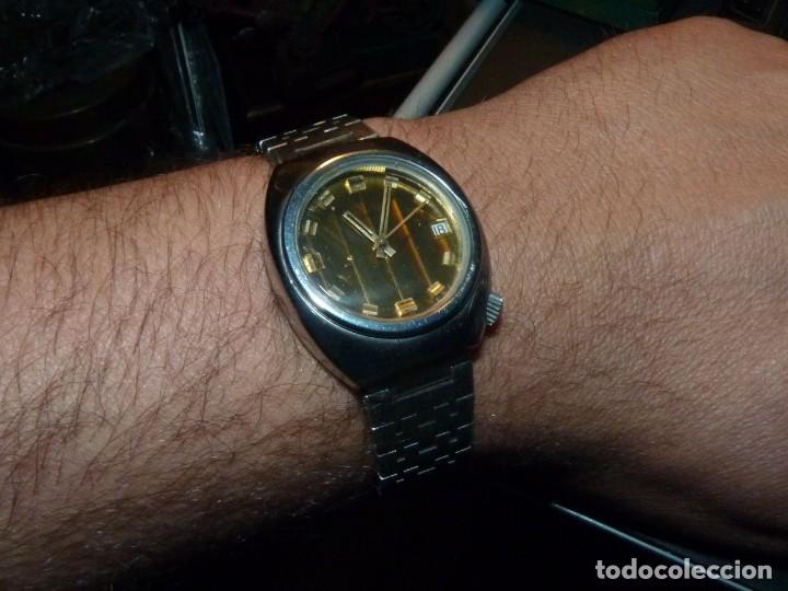 RELOJ SQUALE Y154G BRITSCAR DIVER 20ATM VINTAGE CALIBRE ETA TODO ACERO (Relojes - Relojes Automáticos)
