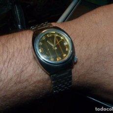 Relojes automáticos: RELOJ SQUALE Y154G BRITSCAR DIVER 20ATM VINTAGE CALIBRE ETA TODO ACERO. Lote 164974534