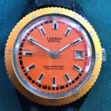 Relojes automáticos: RELOJ AUTOMÁTICO, LASSER SPECIAL. Lote 165462240