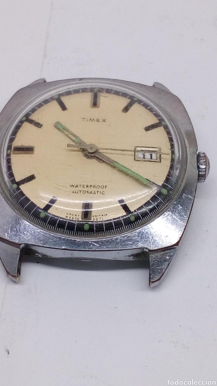 RELOJ TIMEX AUTOMATICO PARA PIEZAS (Relojes - Relojes Automáticos)
