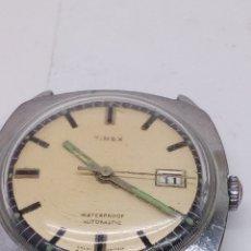 Relojes automáticos: RELOJ TIMEX AUTOMATICO PARA PIEZAS. Lote 165513298