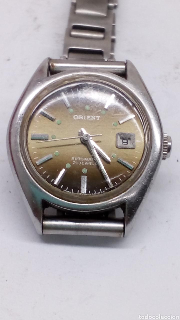 48d3129cbb01 Reloj orient automático usado - compra   venta - los mejores precios
