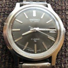 Relojes automáticos: RELOJ DE PULSERA AUTOMÁTICO DE CABALLERO, SEIKO. Lote 165765690