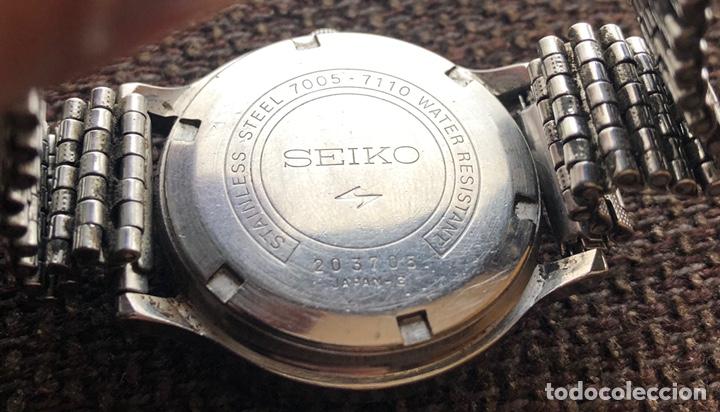 Relojes automáticos: Reloj de pulsera automático de caballero, Seiko - Foto 4 - 165765690