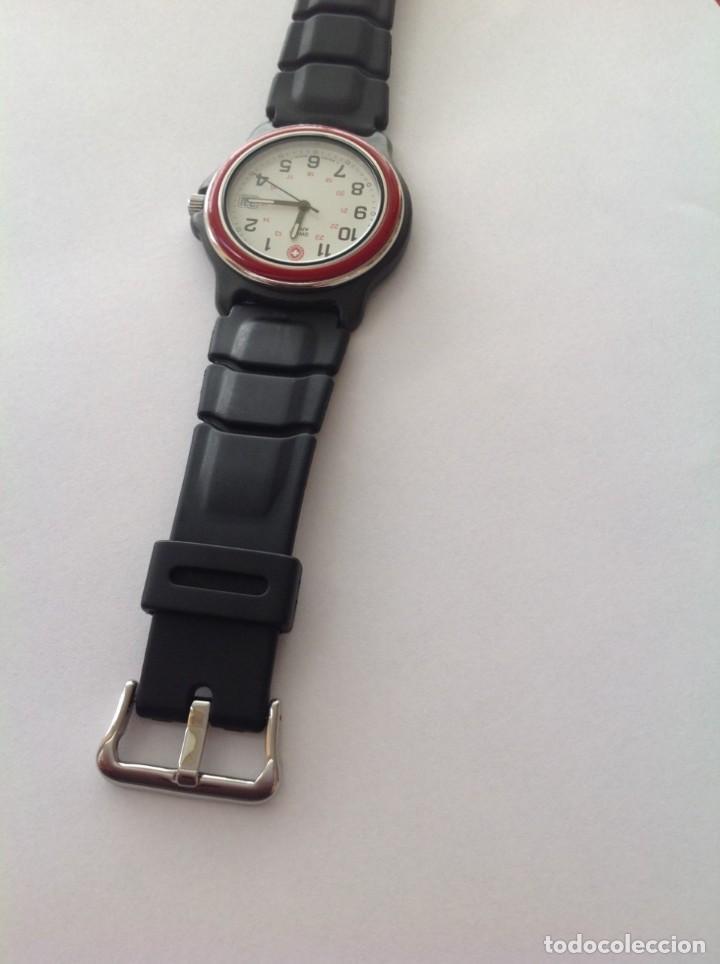 Relojes automáticos: RELOJ SUIZO SWISS ARMY. EXCELENTE. - Foto 2 - 165781362