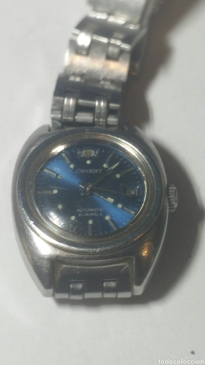a10768e80729 Reloj orient automático 21 jewels - España - Reloj orient automático 21 jewels  funciona perfectamente de