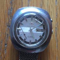 Relojes automáticos: RELOJ ORIENT VINTAGE, 21 JEWELS LEER. Lote 165843402