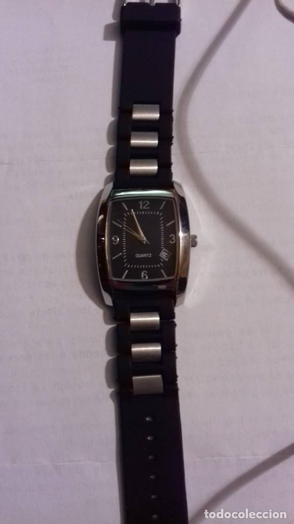 Relojes automáticos: Reloj a pilas para estrenar en su caja original - Foto 2 - 165899194