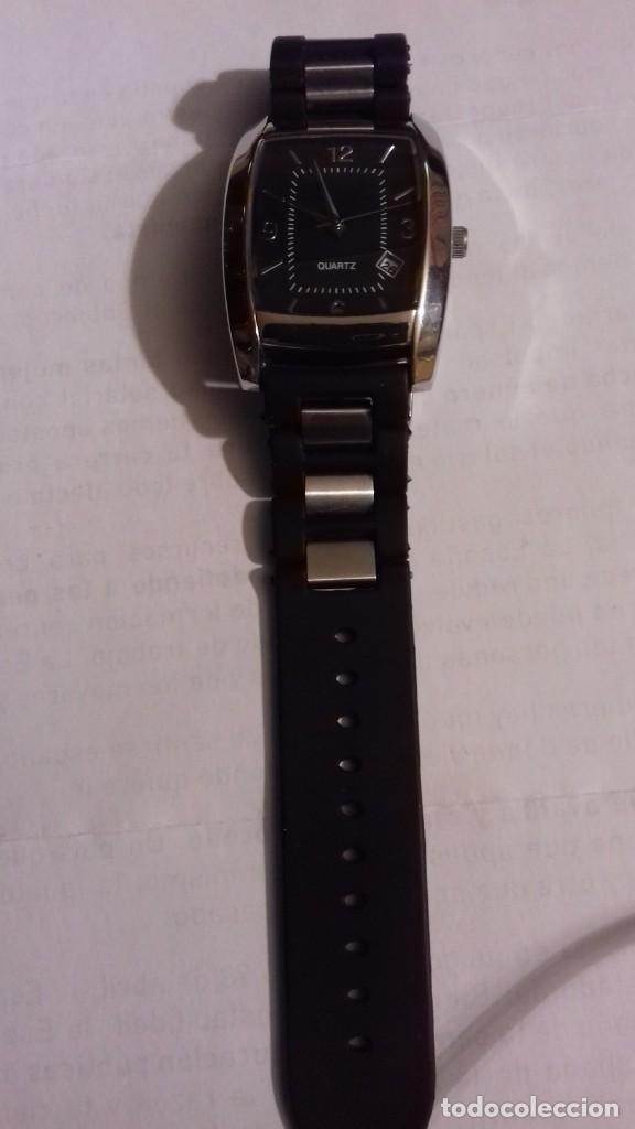 Relojes automáticos: Reloj a pilas para estrenar en su caja original - Foto 3 - 165899194