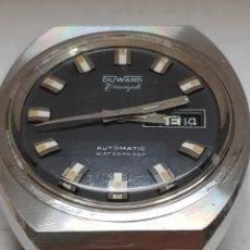Relojes automáticos: RELOJ CABALLERO DUWARD TRIUMPH AUTOMATIC FUNCIONANDO. Lote 166198876