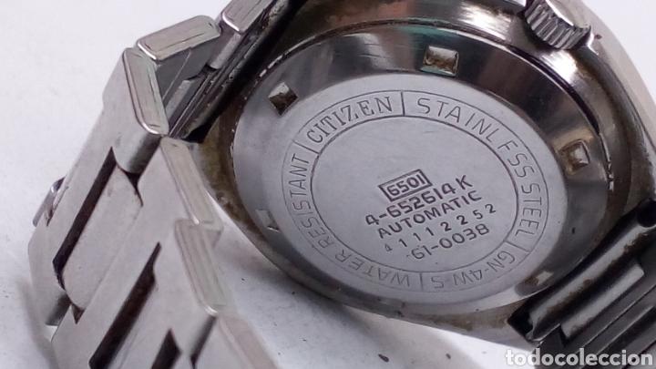 Relojes automáticos: Reloj Citizen Automatico - Foto 2 - 166510505
