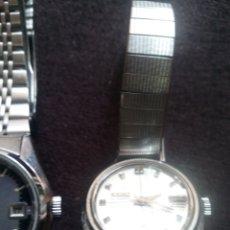 Relojes automáticos: RELOJES MUJER AUTOMÁTICOS SEIKO Y ORIENT. Lote 166688924