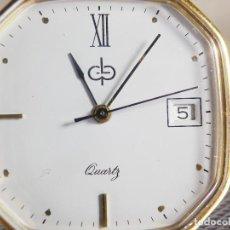 Relojes automáticos: BELLO RELOJ AÑO 1978 COLECCION PARTICULAR MAQUINA HARLEY FUNCIONA LOTE WATCHES. Lote 166755254