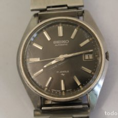 Relojes automáticos: RELOJ SEIKO AUTOMATIC 17 JEWELS 1D2230 JAPAN CON CALENDARIO.. Lote 166972664
