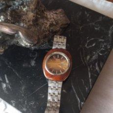 Relojes automáticos: MUY DIFÍCIL ( RELOJ ORIENT CRISTAL AUTOMÁTICO, 21JUWELS CON BAQUELITA,ÚNICO T.D. !)COLECC. ALTA GAMA. Lote 167049817