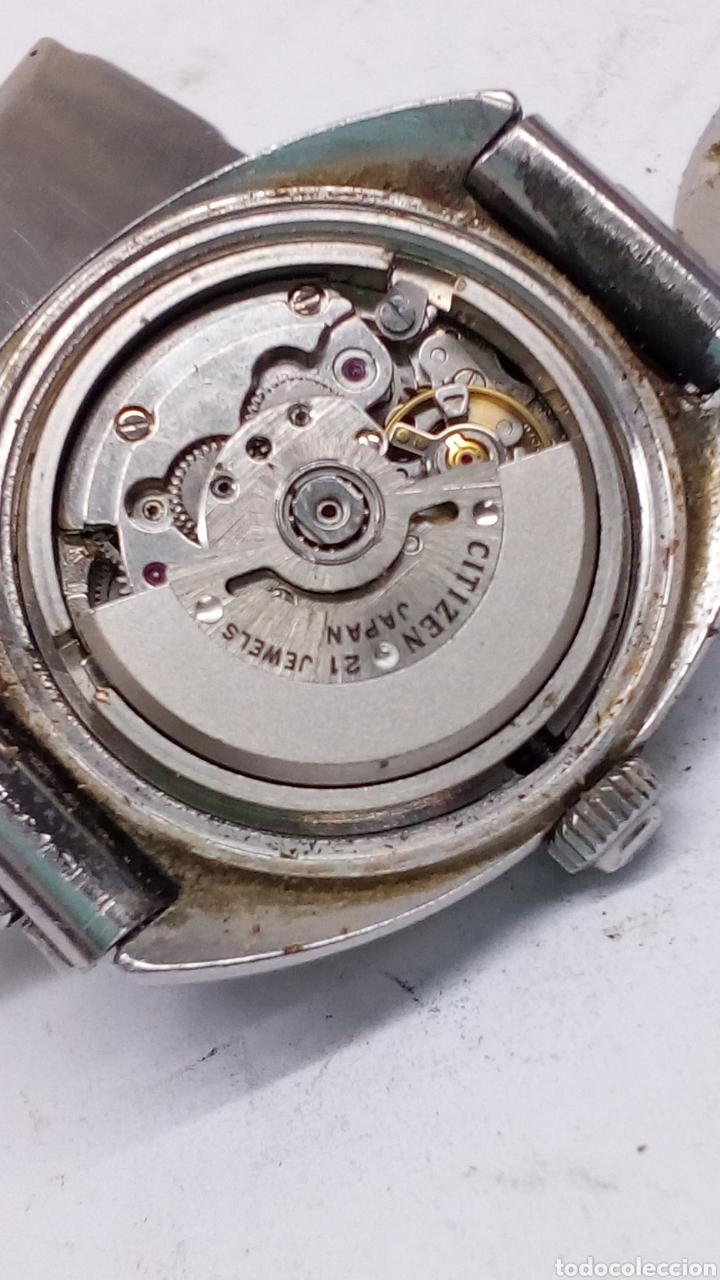 Relojes automáticos: Reloj Citizen Automatico - Foto 3 - 167466044