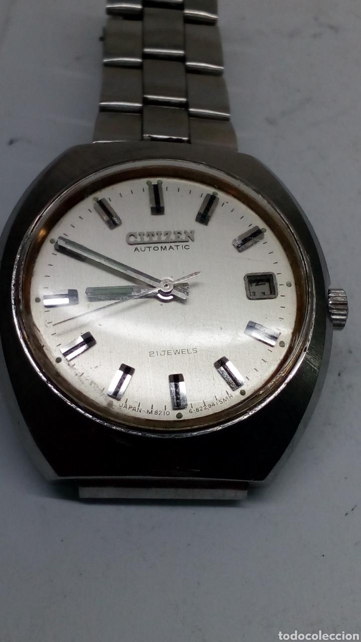 RELOJ CITIZEN AUTOMATICO (Relojes - Relojes Automáticos)