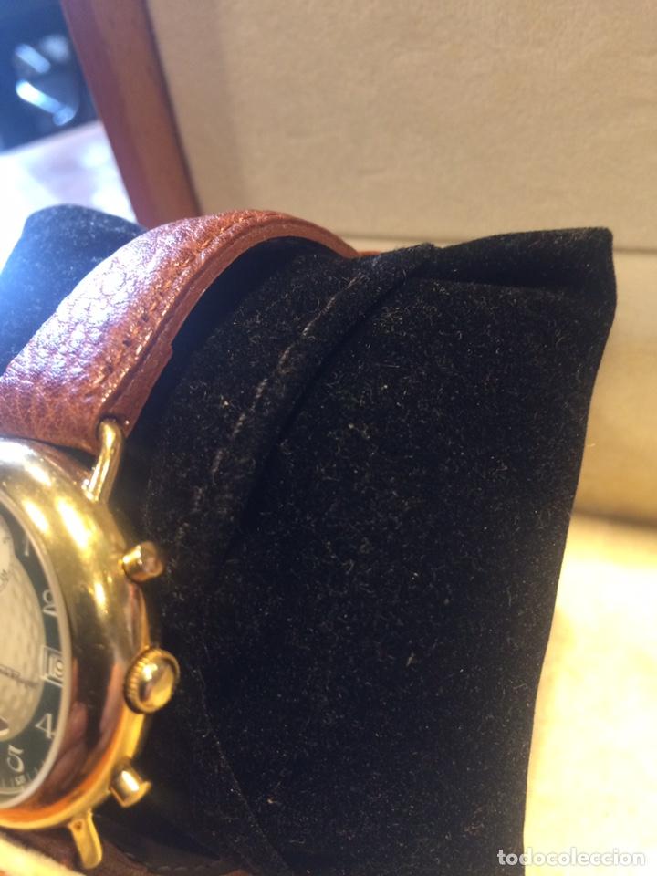 Relojes automáticos: Pequinet golf automático rarisimo - Foto 3 - 167592108