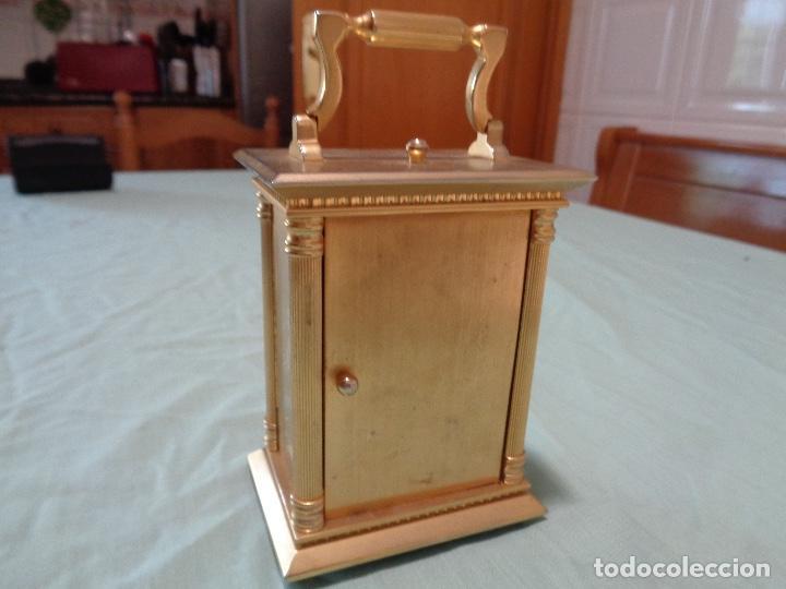 Relojes automáticos: reloj sobremesa a pilas oro Toledo - Foto 2 - 167777820