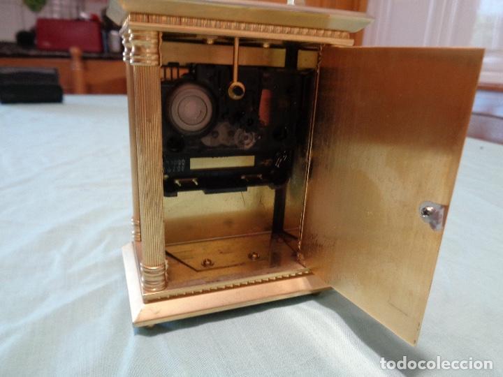 Relojes automáticos: reloj sobremesa a pilas oro Toledo - Foto 3 - 167777820