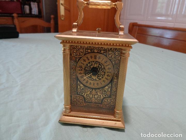 Relojes automáticos: reloj sobremesa a pilas oro Toledo - Foto 5 - 167777820