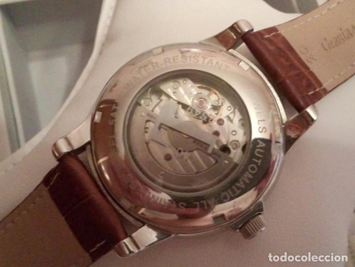 Relojes automáticos: Reloj automático Potens (maquinaria japonesa tipo Seiko, Citizen, Orient) - Foto 4 - 167962280
