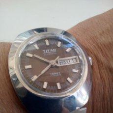 Relojes automáticos: RELOJ SUIZO TITÁN TENOX AUTOMÁTICO. Lote 168305372