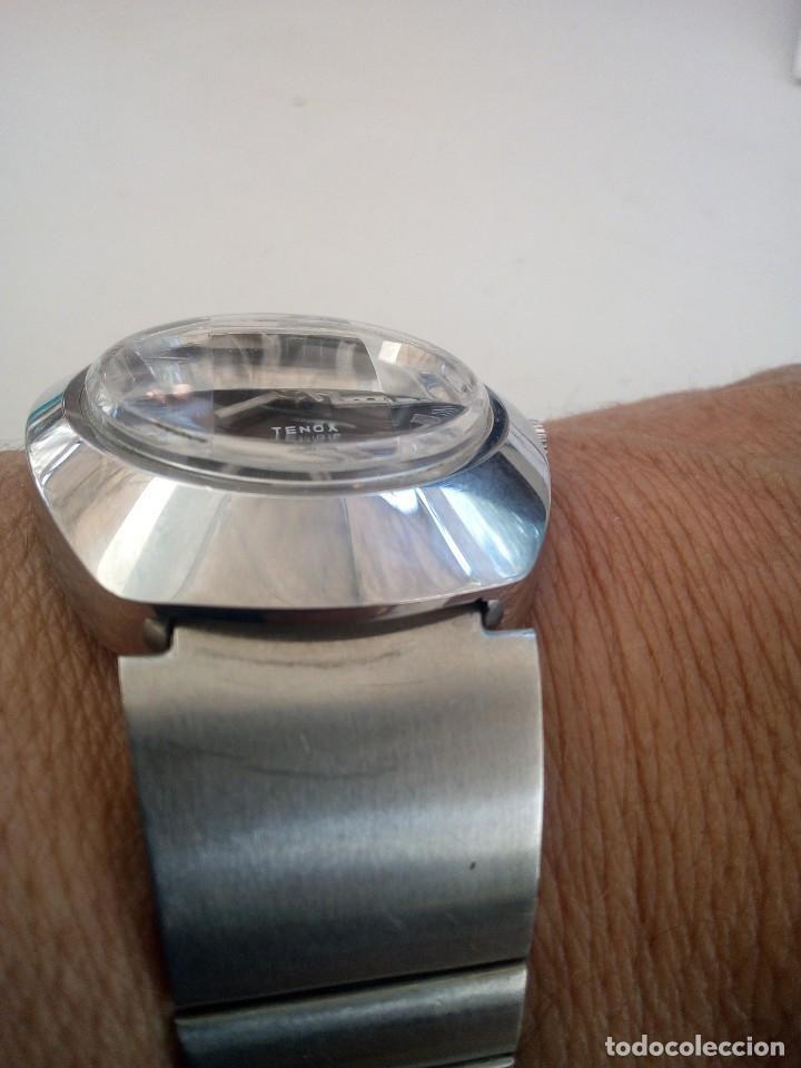 Relojes automáticos: Reloj Suizo Titán Tenox automático - Foto 2 - 168305372