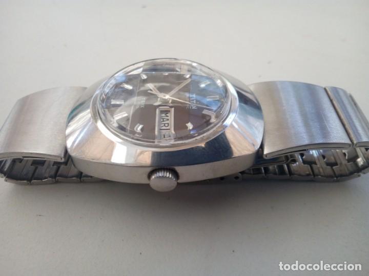 Relojes automáticos: Reloj Suizo Titán Tenox automático - Foto 3 - 168305372