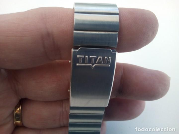 Relojes automáticos: Reloj Suizo Titán Tenox automático - Foto 6 - 168305372