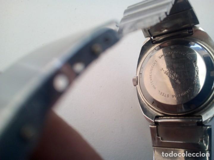 Relojes automáticos: Reloj Suizo Titán Tenox automático - Foto 7 - 168305372