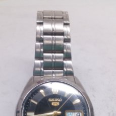 Relojes automáticos: RELOJ SEIKO 5 AUTOMATICO 21JEWELS. Lote 168571116