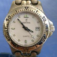 Relojes automáticos: FESTINA QUARTZ 9515. Lote 168723093