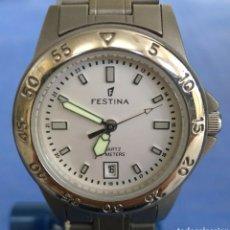 Relojes automáticos: FESTINA TITANIUM 3714. Lote 168723634