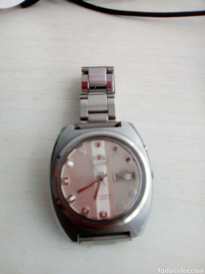 RELOJ ORIENT AUTOMATICO FUNCIONANDO (Relojes - Relojes Automáticos)