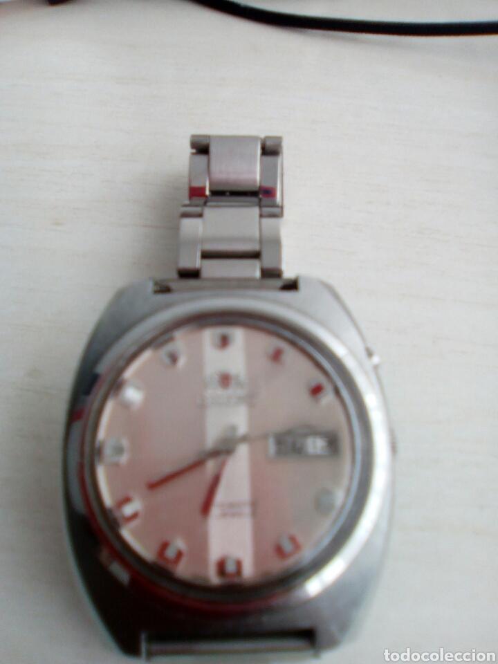 Relojes automáticos: RELOJ ORIENT AUTOMATICO FUNCIONANDO - Foto 2 - 169112966
