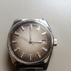 Relojes automáticos: ANTIGUO RELOJ TITAN 25 RUBIS TENOX AUTOMATIC CON PULSERA METÁLICA. Lote 169383352