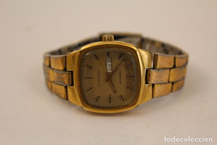 Relojes automáticos: reloj longines automatic mujer - Foto 4 - 169618696