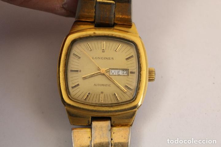 Relojes automáticos: reloj longines automatic mujer - Foto 5 - 169618696