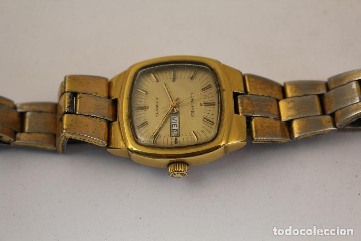 Relojes automáticos: reloj longines automatic mujer - Foto 6 - 169618696