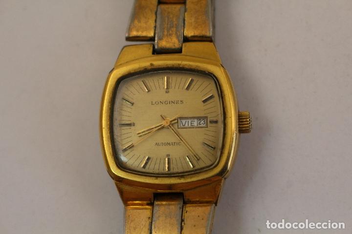 Relojes automáticos: reloj longines automatic mujer - Foto 7 - 169618696