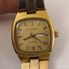 Relojes automáticos: RELOJ LONGINES AUTOMATIC MUJER. Lote 169618696