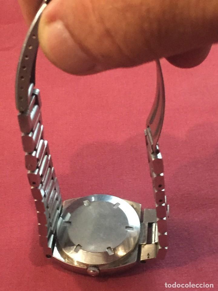 Relojes automáticos: RELOJ DE PULSERA AUTOMATICO CERTINA MODELO BLUE RIBBON DE LOS AÑOS 70 - Foto 6 - 170364636