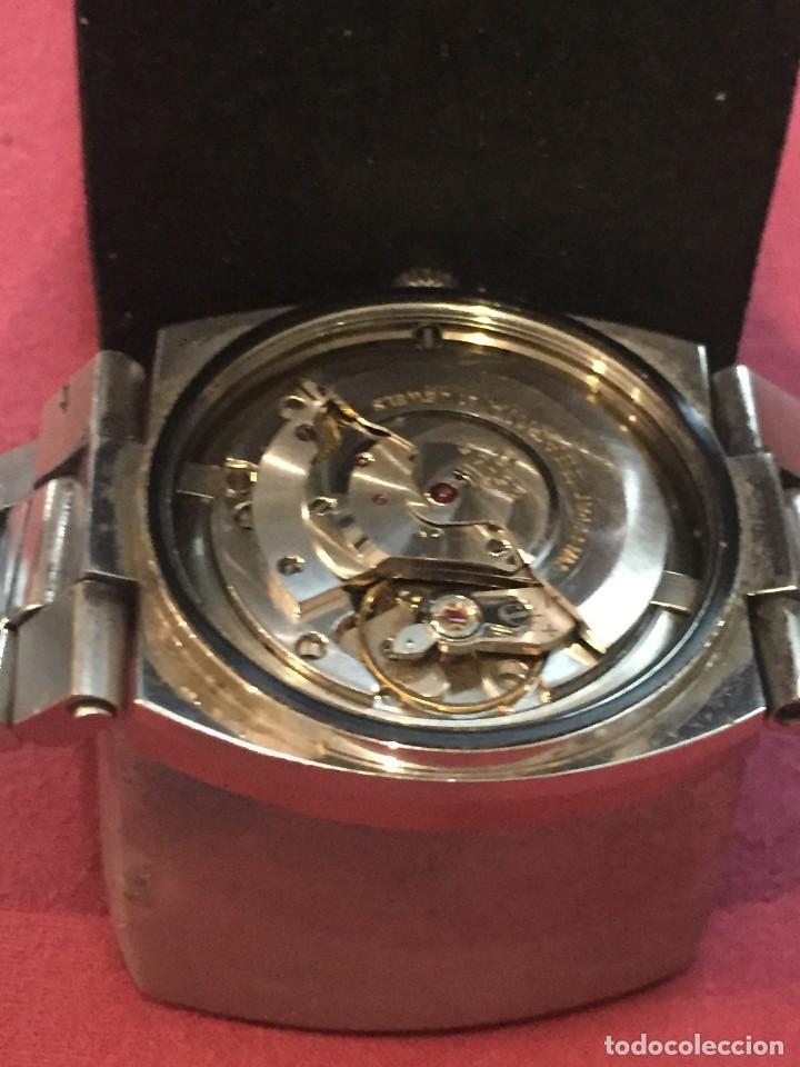 Relojes automáticos: RELOJ DE PULSERA AUTOMATICO CERTINA MODELO BLUE RIBBON DE LOS AÑOS 70 - Foto 7 - 170364636